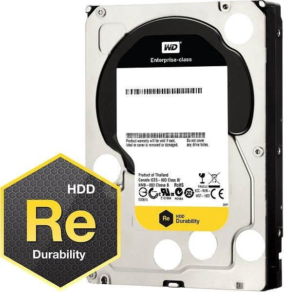 WD RE Raid Edition 500 GB - Pevný disk