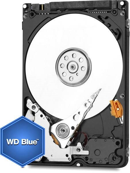 """WD 2.5"""" Blue Mobile 500GB 8MB cache s Advanced Format - Pevný disk"""
