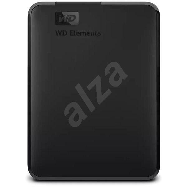 """WD 2.5"""" Elements Portable 1TB čierny - Externý disk"""
