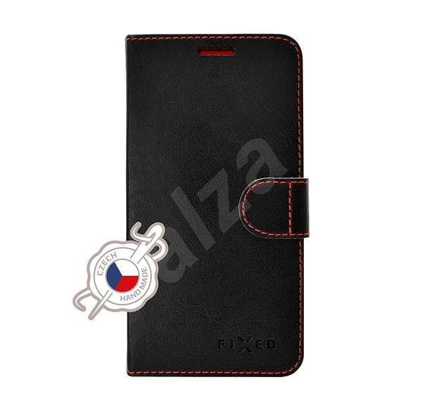 FIXED FIT pre Samsung Galaxy J5 (2017) čierne - Puzdro na mobil