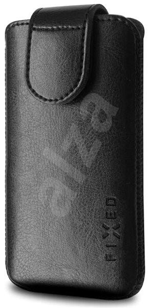 FIXED Sarif XL čierne - Puzdro na mobil