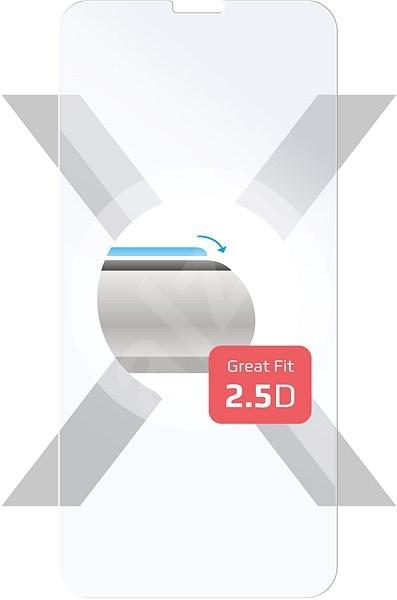 FIXED pre ASUS ZenFone 5Z (ZS620KL)/Zenfone 5 (ZE620KL) - Ochranné sklo