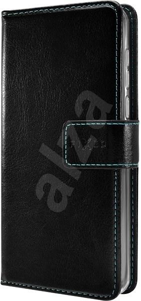 FIXED Opus pre Nokia 5.1 Plus (X5) čierne - Puzdro na mobil