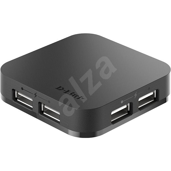 D-Link DUB-H4 - USB Hub
