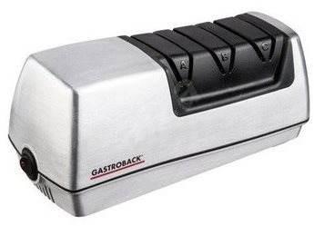 Gastroback 41620 - Brúska na nože