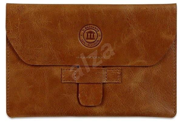 d.bramante1928 Leather Envelope for Kindle Touch, Golden tan, hnědé - Pouzdro na čtečku knih