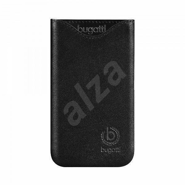 Bugatti SlimFit iPhone 5 čierne - Puzdro na mobil  32b12f67046