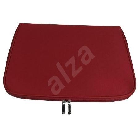 EVOLVE Soft červené - Pouzdro na notebook