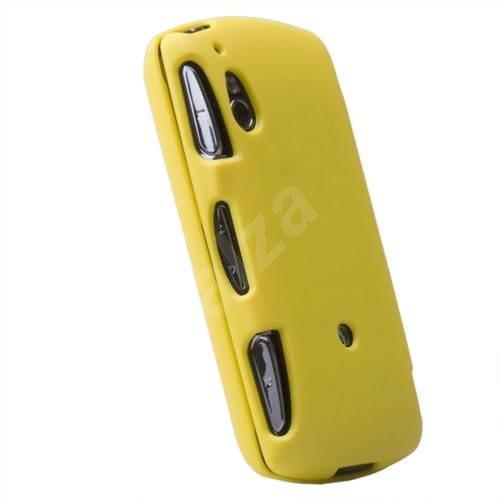 Krusell COLORCOVER Sony Ericsson Xperia Play žlutý - Ochranný kryt