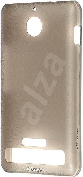 Krusell FROSTCOVER Sony Xperia E1 čierny - Ochranný kryt
