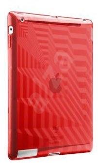 Case-mate iPad 2 Gelli Architecture Red - Ochranný kryt