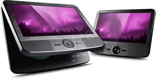 Energy Sistem Mobile DV9 Dual - Prenosný DVD prehrávač