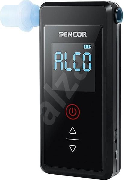 Sencor SCA BA50FC - Alkohol tester