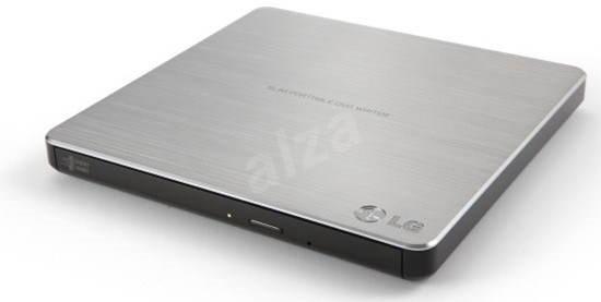 LG GP60N strieborná - Externá napaľovačka