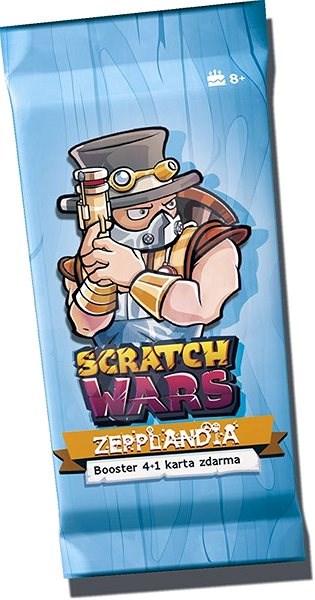 Scratch Wars – Booster Zepplandia - Kartová hra