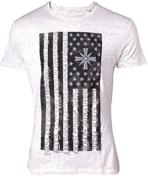 891c28adb5f9 Far Cry 5 – One nation under god tričko XL - Tričko