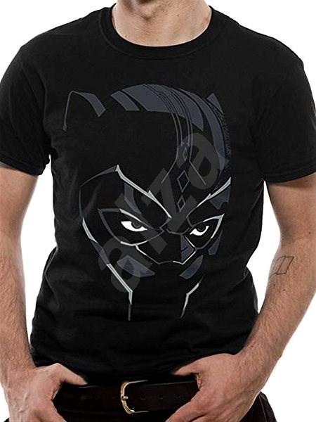 edf16f1bdc5 Black Panther – tričko L - Tričko