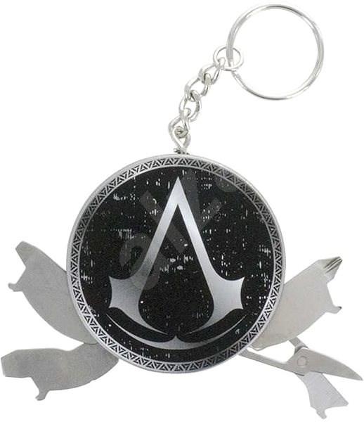 Assassin s Creed – multifunkčná kľúčenka - Kľúčenka  98c774dd4c6