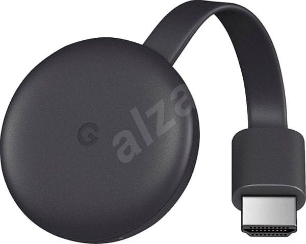 Google Chromecast 3 čierny - Mini PC