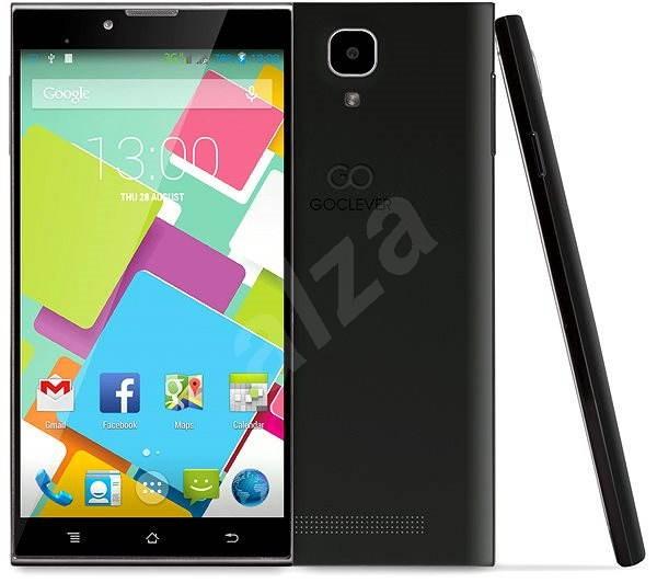 GOCLEVER Insignia 550i Black Dual SIM - Mobilný telefón