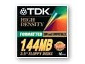 "Disketa TDK 3.5""/1.44MB -"