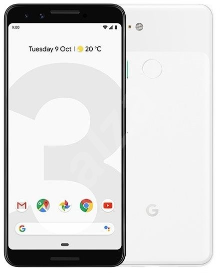 64f773bae Google Pixel 3 64 GB biely - Mobilný telefón | Alza.sk