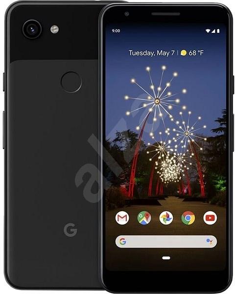 Google Pixel 3a čierna - Mobilný telefón