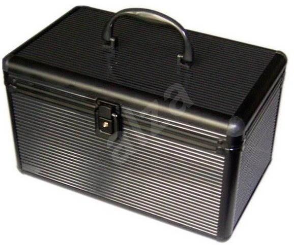 6559c14ea7106 QCP hliníkový pro 300ks černý - Kufor na CD/DVD | Alza.sk