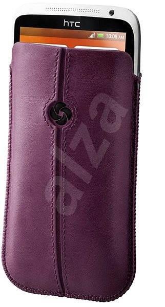 Samsonite Dezir Swirl Fashion XL fialové - Puzdro na mobil