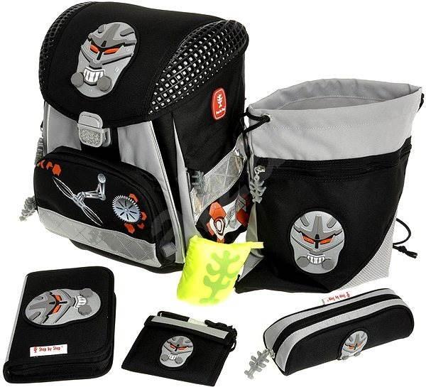 Step by Step Robot - Školní batoh
