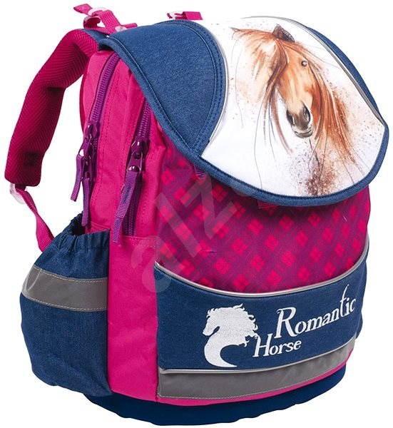 PLUS Kôň - Školský batoh