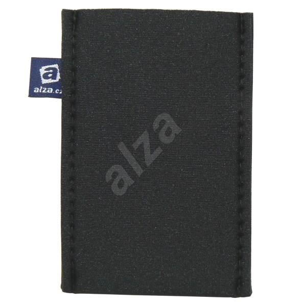 COOLBOX - černé na mobilní telefon, MP3 přehrávač, 7x10.5cm - Neoprénové puzdro