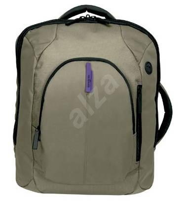 Samsonite Freeminder Backpack Medium - cestovní batoh, běžový (dune), polyester, rozměr 32x41x25cm -