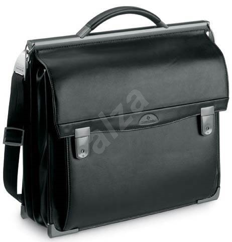 dd684d1562 Samsonite CARACTACUS - kožený business case až na 16