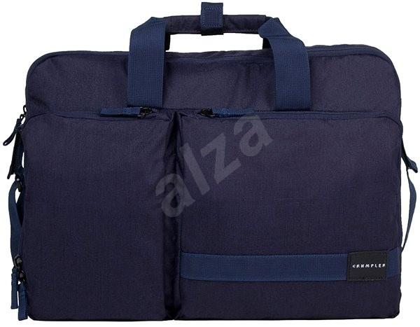 "Crumpler Shuttle Delight Business Case 15"" - dk. navy - Taška"