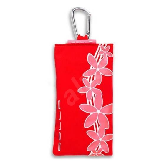 GOLLA Hawaji Red - Puzdro na mobil