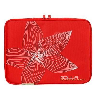 "GOLLA Autumn 13"" červené - Puzdro na notebook"