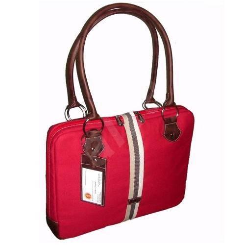 57ba966b35 MANGO TANGO Laptop červená - Taška cez rameno