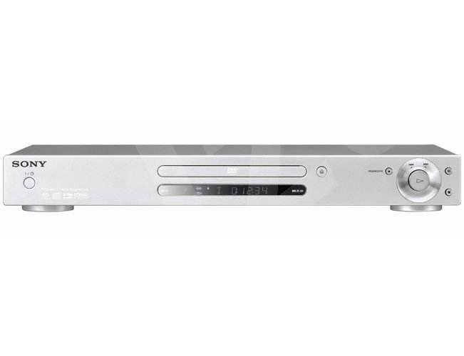 Sony DVP-LS785V/S stolní DVD, DivX, SVCD, SACD, MP3, CD, JPEG přehrávač - stříbrný (silver) -