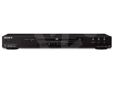Sony DVP-NS955V/B stolní DVD, DivX, SVCD, SACD, MP3, CD, JPEG přehrávač - černý (black) -