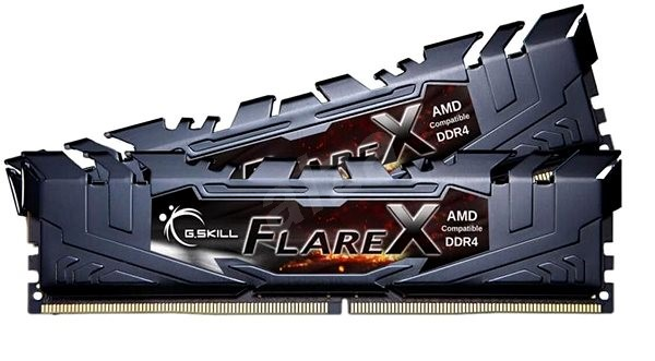 G.SKILL 16 GB KIT DDR4 3200 MHz CL14 Flare X for AMD - Operačná pamäť