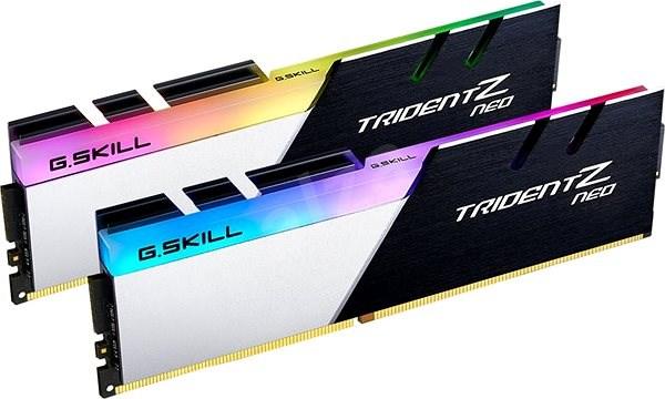 G.SKILL 32GB KIT DDR4 3600 MHz CL16 Trident Z RGB Neo for Ryzen 3000 - Operačná pamäť