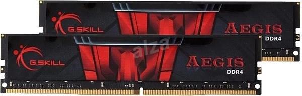 G.SKILL 16GB KIT DDR4 3200MHz CL16 Gaming series Aegis - Operačná pamäť