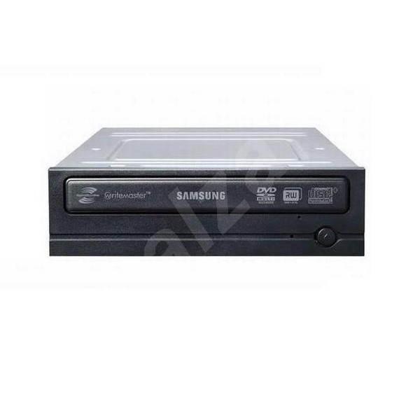 Samsung SH-S202J černá (black) - DVD±R 20x, DVD+R9 16x, DVD-R DL 12x, DVD+RW 8x, DVD-RW 6x, DVD-RAM  - DVD napaľovačka