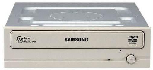 Samsung SH-224FB biela - DVD napaľovačka