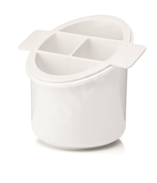 Forme Casa Odkvapkávač na príbory plastový biely - Odkvapkávač