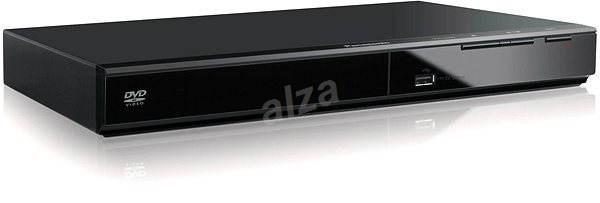 Panasonic DVD-S500EP-K - Stolný DVD prehrávač