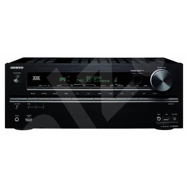 ONKYO TX-NR609 černý - AV receiver