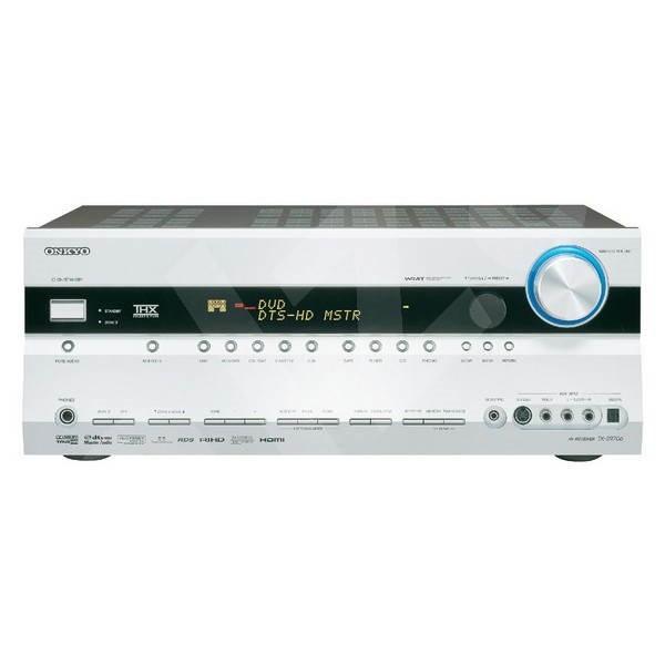 ONKYO TX-SR706 černý - AV receiver