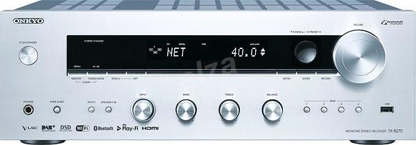 ONKYO TX-8270 strieborný - AV receiver
